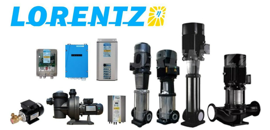 Solar Surface Pumps – Lorentz 010
